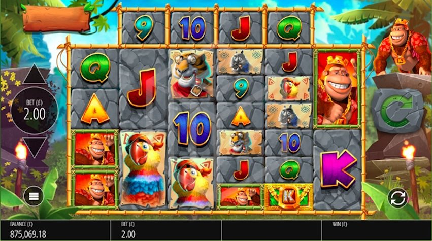 Return of Kong Megaways™ Slot Slot Review