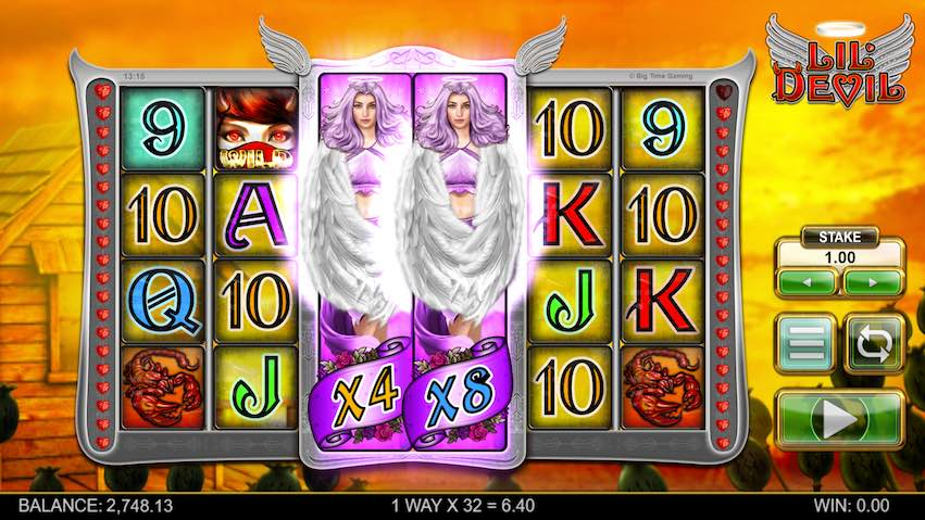 Lil' Devil Slot Review