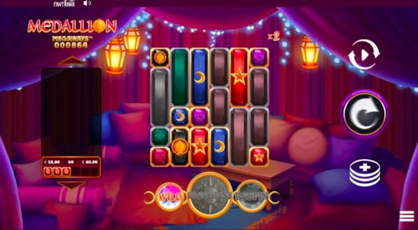 Medallion Megways™ Slot Review
