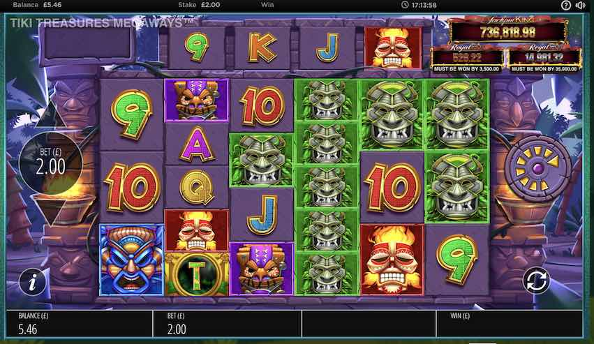 Tiki Treasures Megaways™ Slot Review