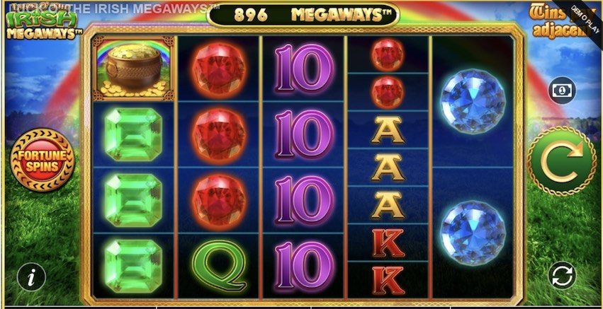 Luck O' The Irish Megaways™ Slot Review