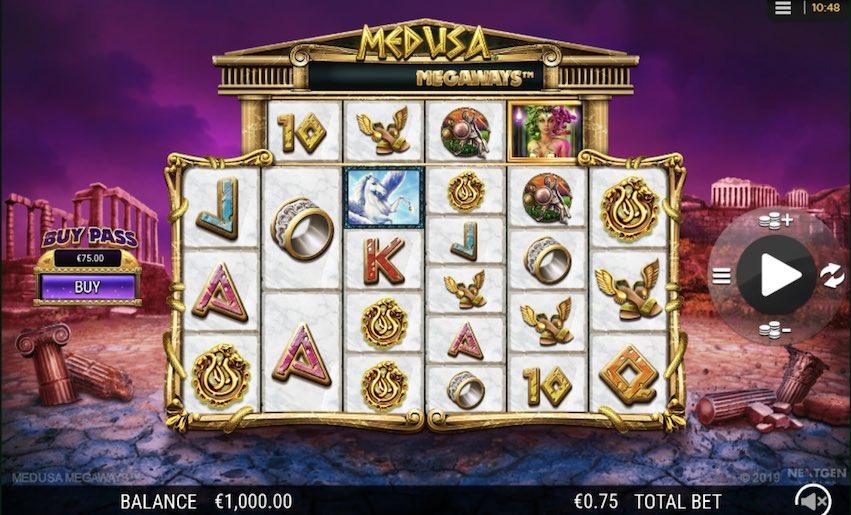 Medusa Megaways™ Slot Review