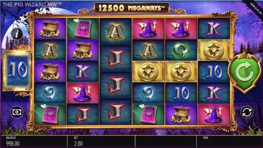 Pig Wizard Megaways™ Slot Review