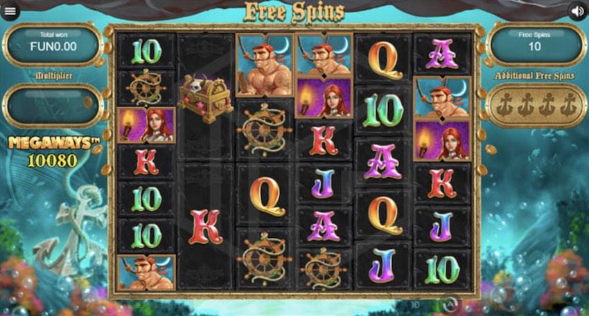 Pirate Kingdom Megaways™ Slot Review