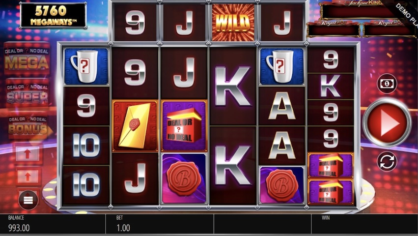 Deal or No Deal Megaways™ Slot Review