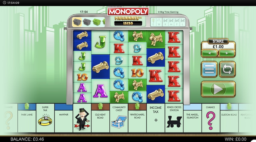 Monopoly Megaways™ Slot Review