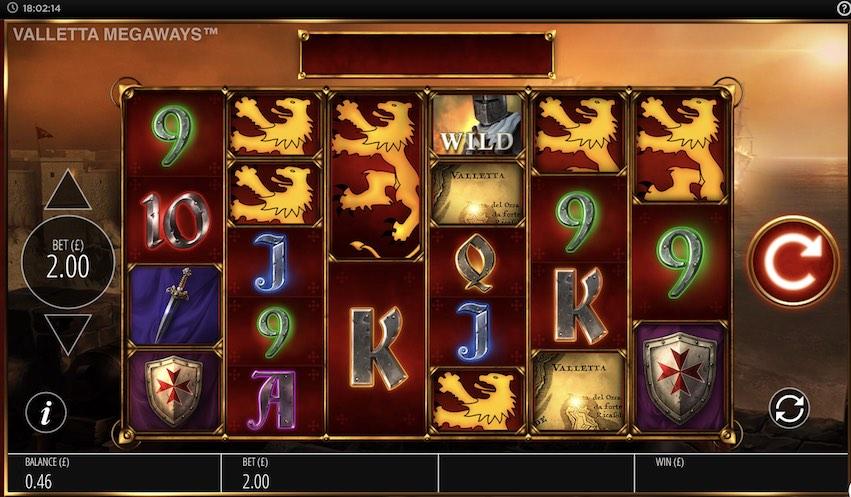 Valetta Megaways™ Slot Review