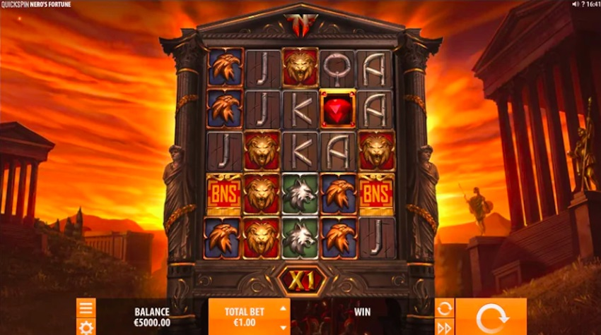 Nero's Fortune Slot Review