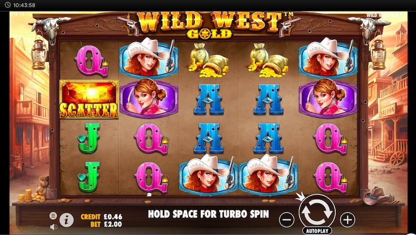 Wild West Gold Slot Review Slot Review
