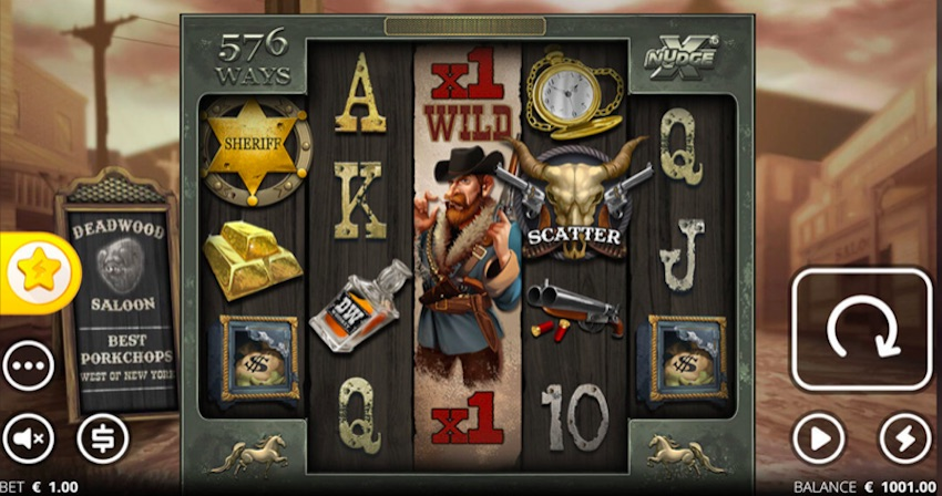 Deadwood Slot Review
