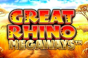 Great Rhino Megways Slot