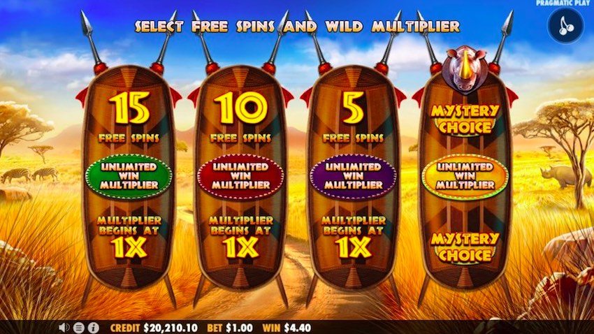 Great Rhino Megaways Slot Review
