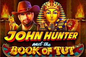 John Hunter and the Book of Tut Slot