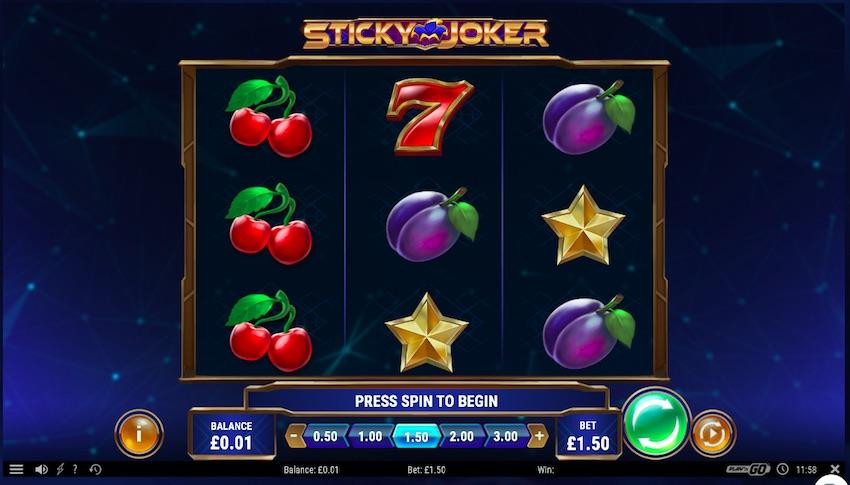 Sticky Joker Slot Review