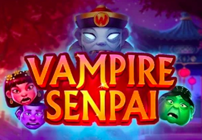 Vampire Senpai Slot Review