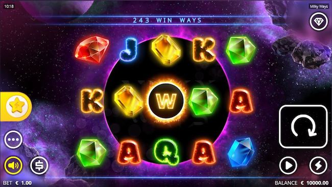 Milky Ways Slot Review
