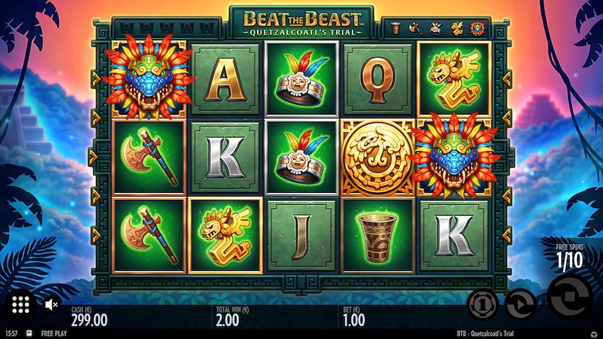 Quetzalcoatl's Trial Slot Review