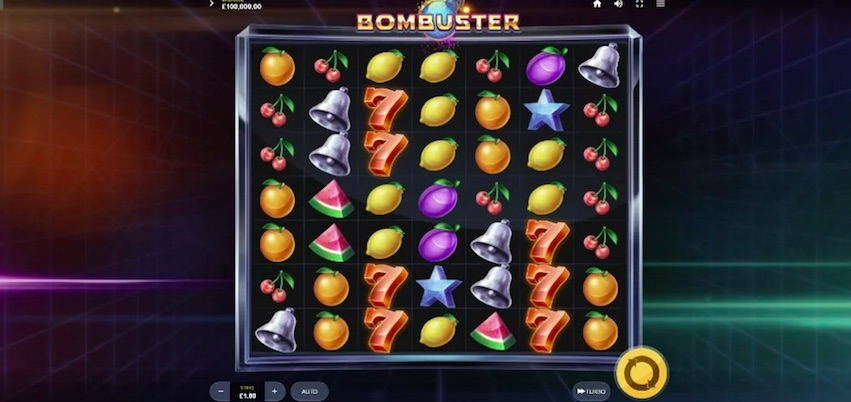 Bombuster Slot Review