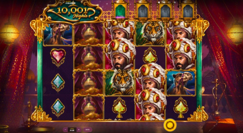 10,001 Nights Slot Review