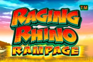Raging Rhino Rampage by WMS