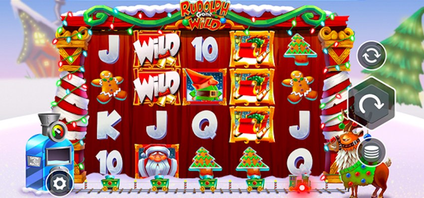 Rudolf Gone Wild Slot Review