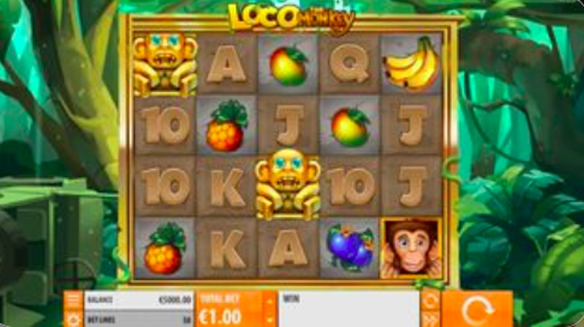 Loco the Monkey Slot Review