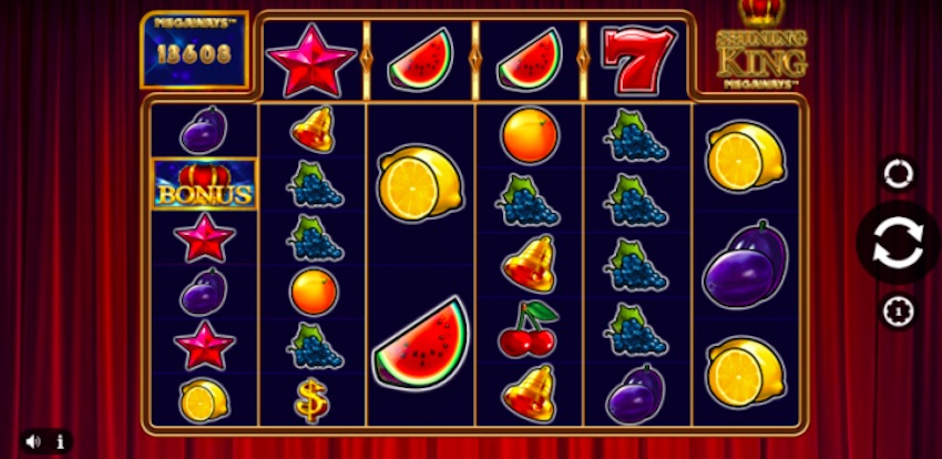 Shining King Megaways™ Slot Review