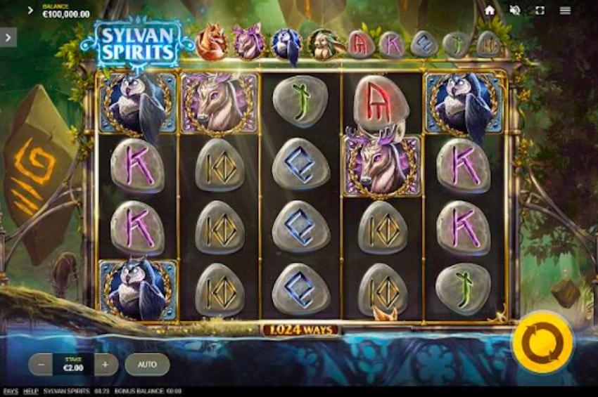Sylvan Spirits Slot Review