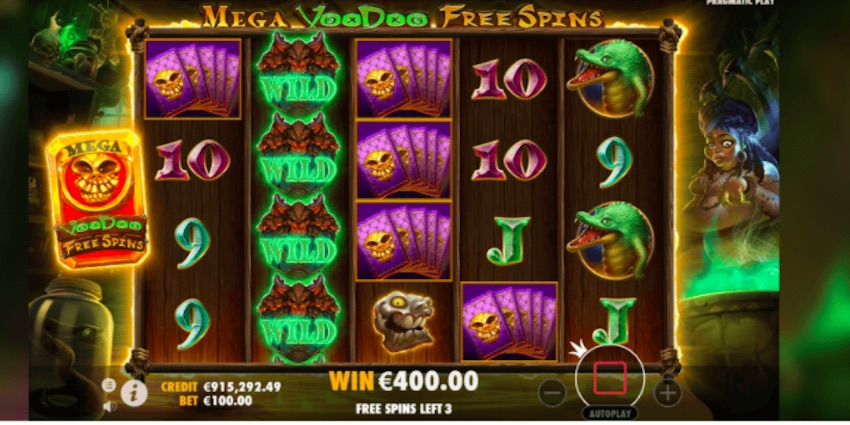 Voodoo Magic Slot Review