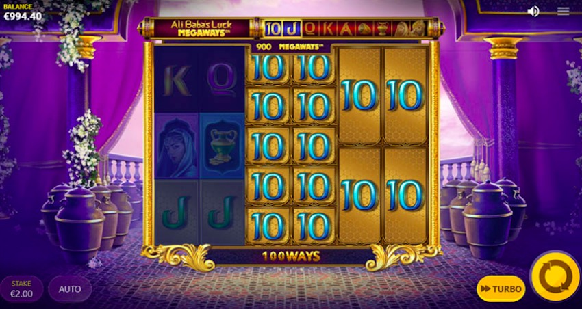 Ali Baba's Luck Megaways™ Slot Review