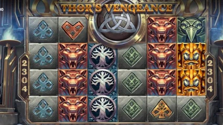 Thor's Vengeance Slot Review