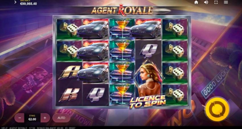 Agent Royale Slot Review