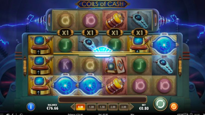 Coils of Cash Slot Review