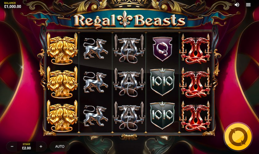 Regal Beasts Slot Review