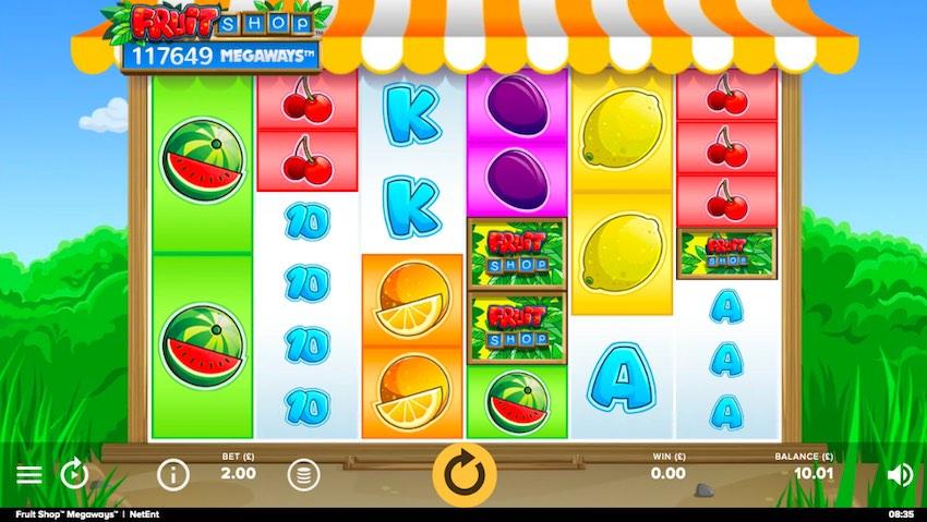 Fruit Shop Megaways™ Slot Review
