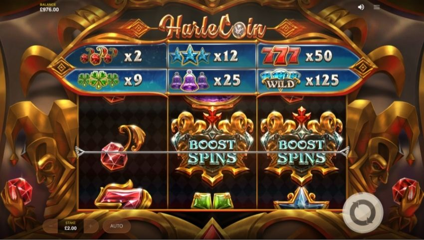 Harle Coin Slot Review