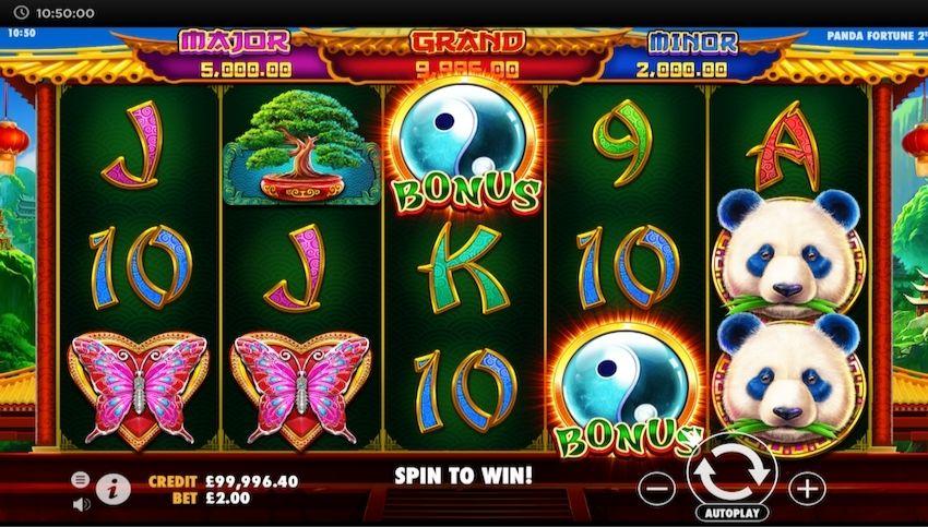 Panda Fortune 2 Slot Review