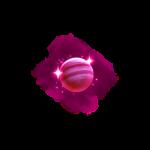 cosmic voyager symbol pink planets