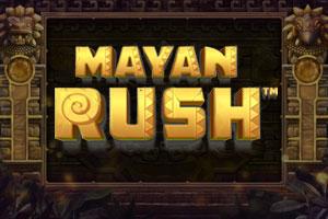 Mayan Rush Logo