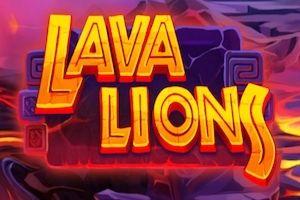 Lava Lions Logo