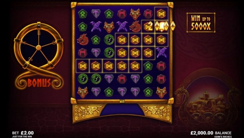 Odin's Riches Slot Review