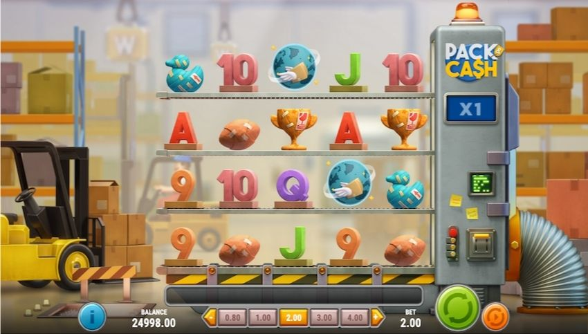 Pack and Cash Slot Review