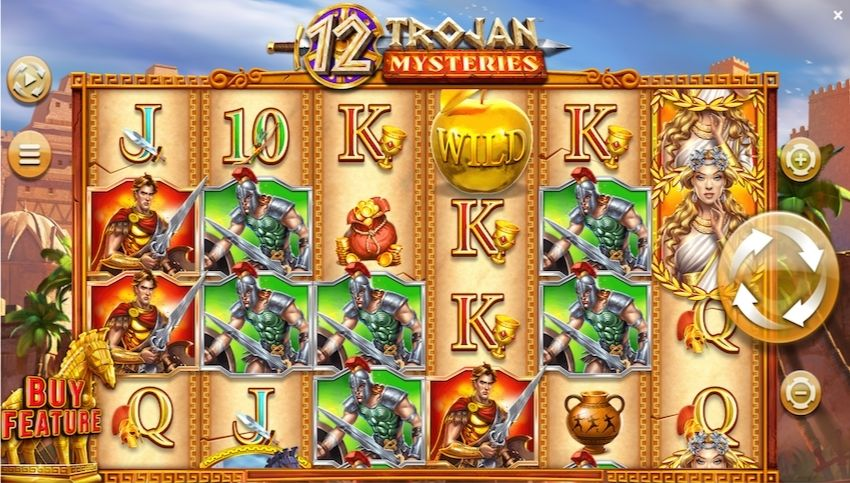 12 Trojan Mysteries Slot Review