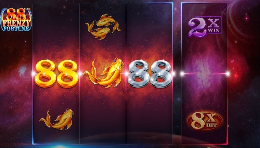 88 Frenzy Fortune Slot Review