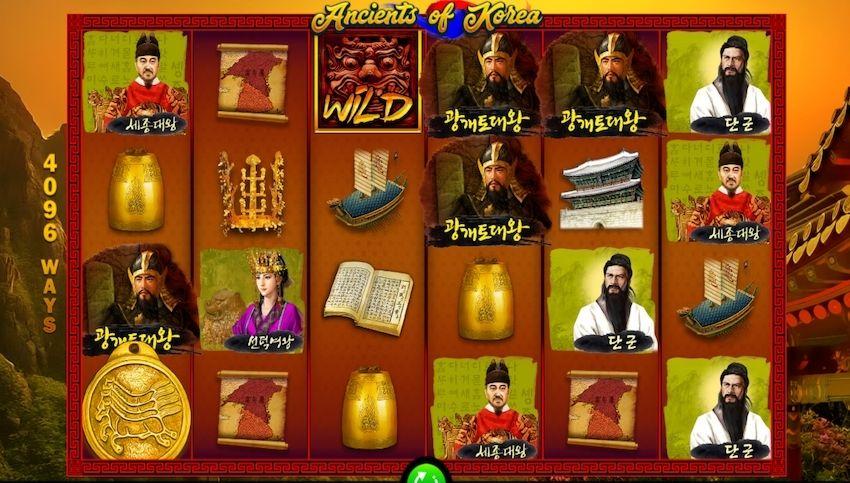 Ancients of Korea Slot Review