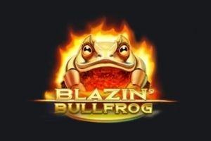 Blazin Bullfrog Logo