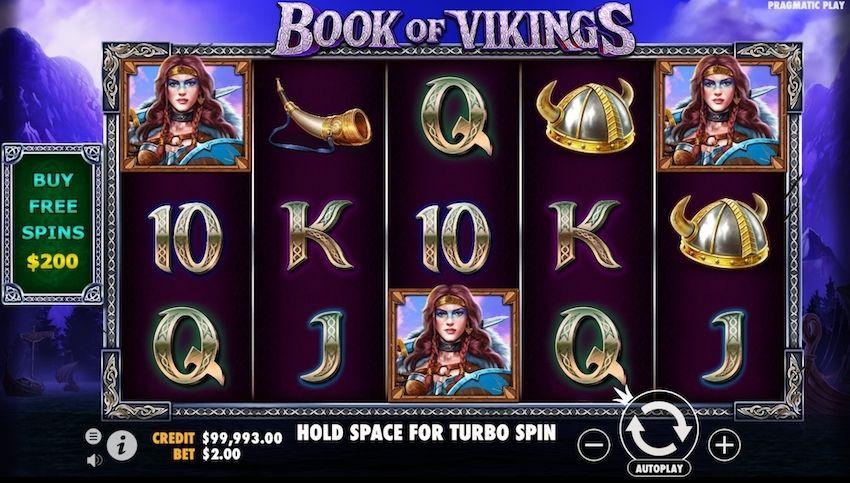 Book of Vikings Slot Review