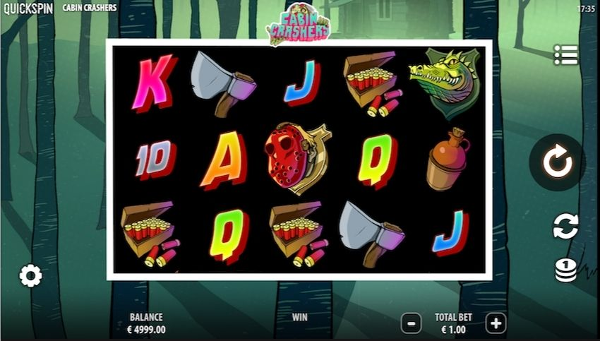 Cabin Crashers Slot Review