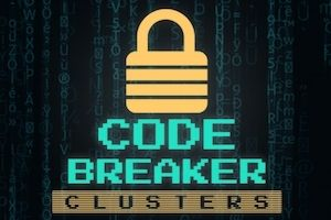 Code Busters Clusters Logo