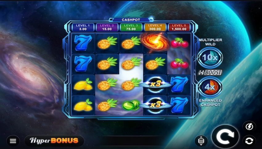 Cosmic Charms Slot Review